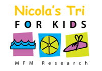 Nicola's Triathlon for Kid's Logo